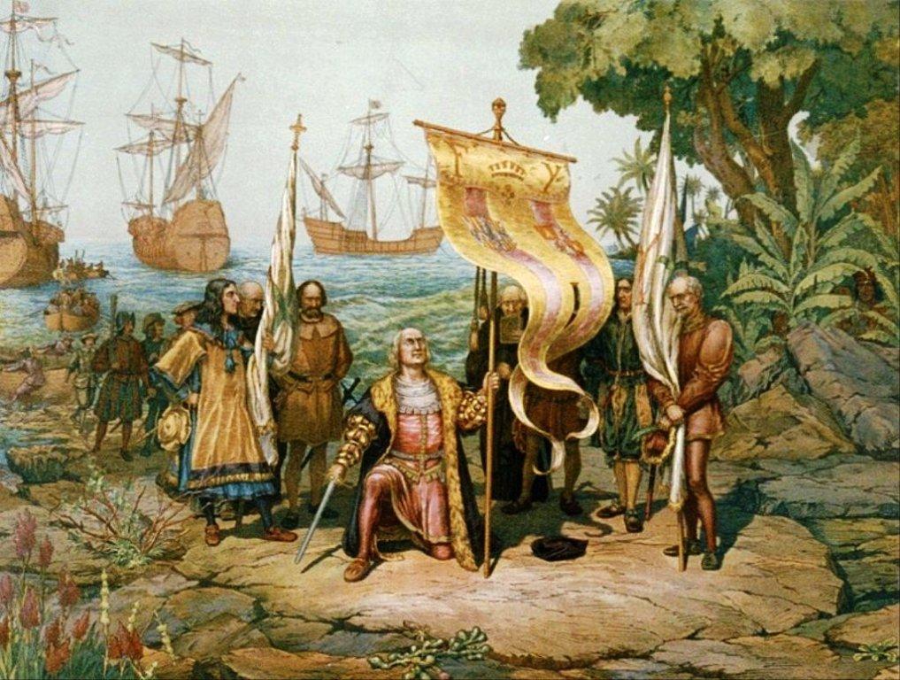 Cristóbal Colón y el descubrimiento de Ámerica