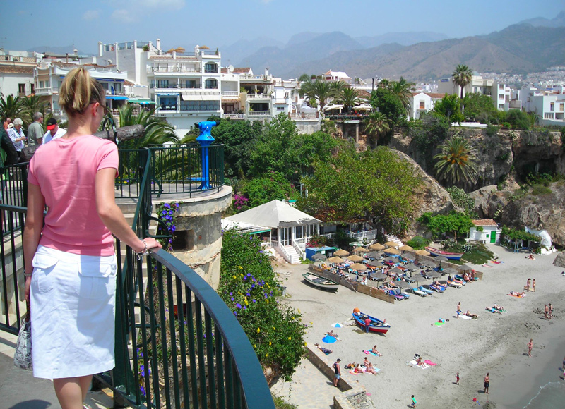 Foreign students choose Nerja as the ideal destination to learn Spanish