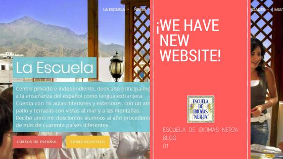 #EINERJA NEW WEBSITE