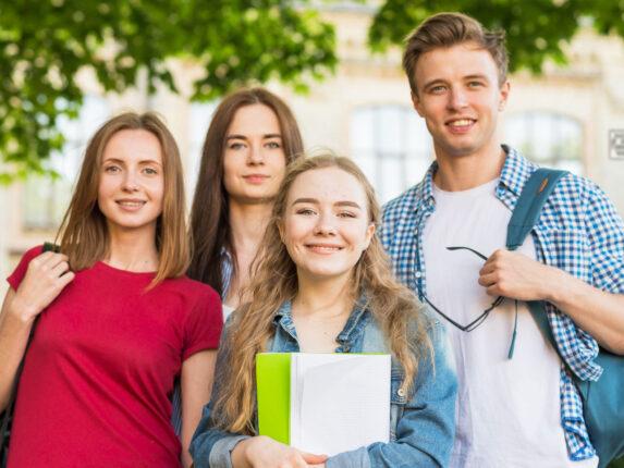 programa de estudios con familias españolas